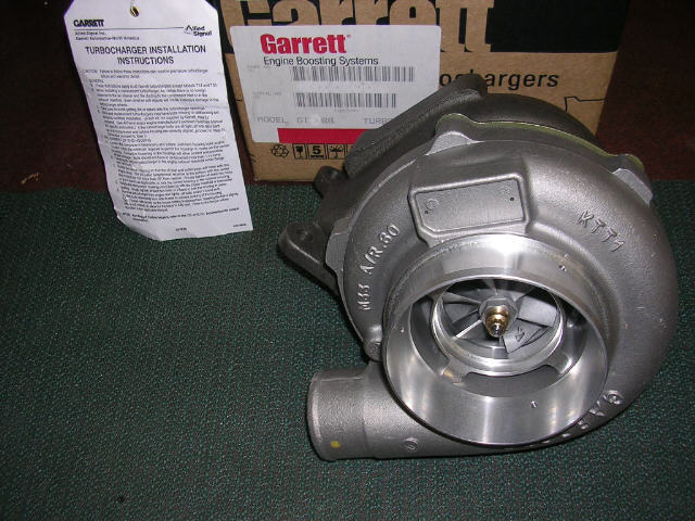 TurbosUnleashed - Garrett Dual Ball Bearing GT Ser